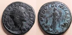 Ancient Coins - Severus Alexander, 222-235 AD, AE dupondius - PROVIDENTIA