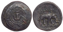 SELEUKID KINGS of SYRIA. Antiochos I Soter. 281-261 BC. Æ (20mm, 4.46 g, 12h). Antioch mint. Antioch.