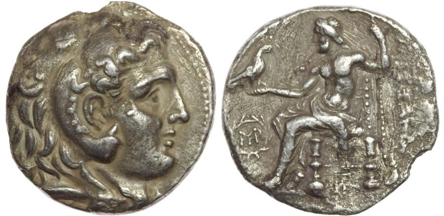 Ancient Coins - KINGS of MACEDON. Antigonos I Monophthalmos. As Strategos of Asia, 320-306/5 BC. AR Tetradrachm.