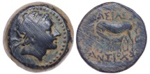 SELEUKID KINGS of SYRIA. Antiochos III 'the Great'. 222-187 BC. Æ 32mm (23.06 g, 3h). Ekbatana mint.