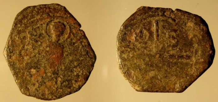 Ancient Coins - Unidentified crusader coin