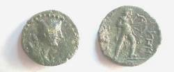 Ancient Coins -      THRACE, Islands off. Thasos.Hercules with bow, shooting at Stymphalian birds.