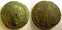 Ancient Coins - Gordian III AE27 of Hadrianopolis, Thrace.