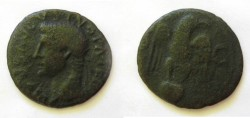 Ancient Coins - Divus Augustus AE AS.Struck by Titus, 80-81