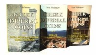 Ancient Coins - GREEK IMPERIAL COINS- BY IVAN VARBANOV. NEW ENGLISH VERSION.VOL I,II and III.