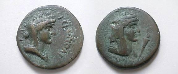 Ancient Coins - Heiropolis-Kastabala, Syria, AE26