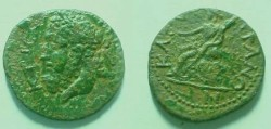 Ancient Coins - Kallatis, Thrace, autonomous coinage, AE21,  KTHCTHC.  <font face=