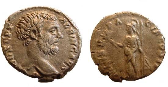 Ancient Coins - CLODIUS ALBINUS A.D. 193-197: AR denarius.