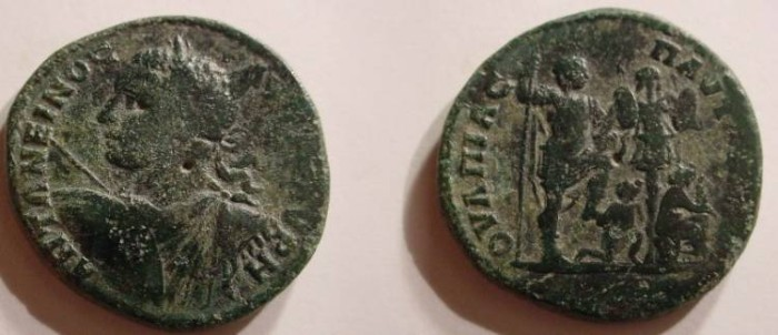 Ancient Coins - Caracalla AE29 of Pautalia, Thrace.Very rare and interesting coin!!