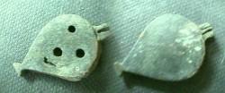 Ancient Coins - Roman Bronze Seal Box.300AD,34mm