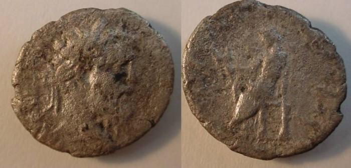 Ancient Coins - PERTINAX.193AD,Denarius,