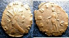Ancient Coins - ROMAN IMPERIAL 253-268 GALLIENUS AE ANTONINIANUS 20.7X17.5 EF