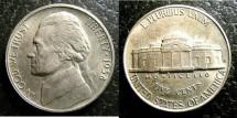 Us Coins - Jefferson Nickel 1938-S  MS-63