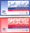 Mint Set 2002 Bu/Unc; government packaging