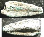 Ancient Coins - Borysthenes AE26  Arrow Money 500 BC nice grade