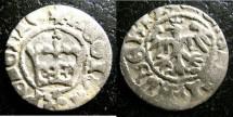 World Coins - Poland  1/2 Groschen 1447-1492 Kasimir Jagello  VF