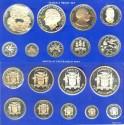 World Coins - Jamaica  1978 (9 pc) Proof Set, 1.8772 oz. Silver