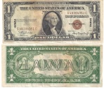 Us Coins - USA-HAWAII $1.00 WWII FR#2300 VF+