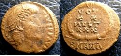 Ancient Coins - ROMAN IMPERIAL AE 3 CONSTANS ANTIOCH TURKEY