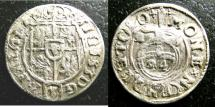 World Coins - POLAND 1/24 GROSCHEN AR 3 POLKER KM#11 VF