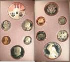 Us Coins - 1984 Prestige (6 pc) Proof Set