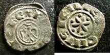 World Coins - Sicily-Messina Denaro 1198-1208 Federico II, EF