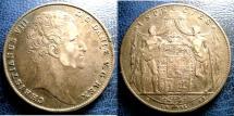World Coins - DENMARK 1845 (o)ff SPECIEDALER KM#720.1 VF+ medal alignment
