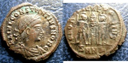 Ancient Coins - ROMAN IMPERIAL 307-337 AD AE3  CONSTANTINE EF/VF+