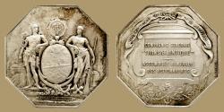 World Coins - FRANCE - Compagnie Generale Transatlantique - AR Jeton -