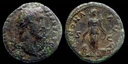 Ancient Coins - ANTONINUS PIUS - AE AS - ANNONA AVG