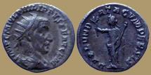 Ancient Coins - Philipp I - Antoninianus - PAX FVNDATA CVM PERSIS - RIC.69 - rare