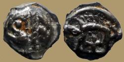 Ancient Coins - Celtic Gaul - Leuci - Potin