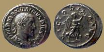 Maximinus I Thrax - AR Denarius - VICTORIA AVG - RIC.16