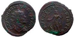 Ancient Coins - Diocletian - Bi Aurelianus - IOVI TVTATORI AVGG - Lyon - RIC.54