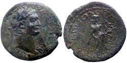 Ancient Coins - Domitian - Ae24 - Irenopolis