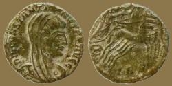 Ancient Coins - Constantine I - AE nummus - DIV CONSTANTINVS - Trier - Rare