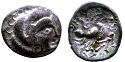 Ancient Coins - Celtic Gaul - ARMORICA - CORIOSOLITES Trib - Stater - nice quality