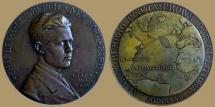 Us Coins - Charles Augustus Lindbergh Transatlantic Flight Medal, 1927