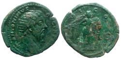 Ancient Coins - Marc Aurel - Dupondius - IMP V COS III - RIC.1031