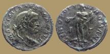 Ancient Coins - GALERIUS - Follis - GENIO POPVLI ROMANI -  Trier -