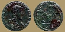 Ancient Coins - Constantius Gallus. Caesar -  Æ centenionalis - FEL TEMP REPARATIO - Siscia - RIC.347