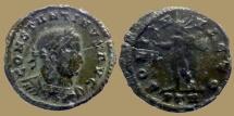 Ancient Coins - Constantine I Æ Half-Follis - SOLI INVICTO Trier