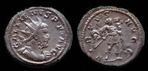 Ancient Coins - Gallienus  Antoninianus  VIRTVS AVGG
