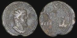 Ancient Coins - Postumus - Double sestertius - EXERCITVS AVG - Rare