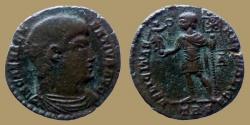 Ancient Coins - Magnentius - Maiorina - FELICITAS REIPVBLICE - Trier (RIC.264)