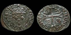World Coins - Louis XIII - Imitating HUGUENOT douzain