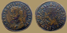 Ancient Coins - Germany - Nuremberg - Token AVGVSTVS  - INSIGNIA CIVITATIS ROM