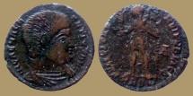 Ancient Coins - Magnentius - Maiorina - FELICITAS REIPVBLICE - Trier (RIC.266)
