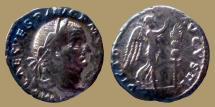 Vespasian - AR denar - VICTORIA AVGVSTI - Judean revolt success