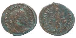 Ancient Coins - CONSTANTINUS I - Follis - PRINCIPI IVVENTVTIS - Trier mint - RIC.781